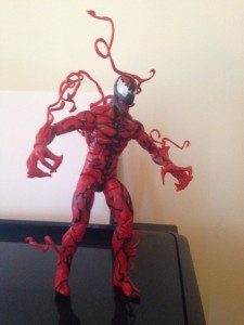 carn1 225x300 Alils Toy Attic: Marvel Legends Infinite Series Carnage Review