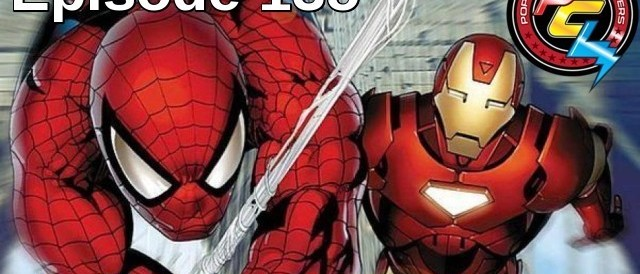 135IronSpider 640x274 Welcome