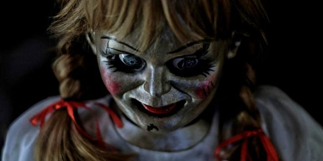 Image result for annabelle comes home scene